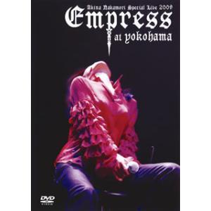 DVD)中森明菜/Akina Nakamori Special Live 2009 Empress at Yok (UPBY-9115)|hakucho
