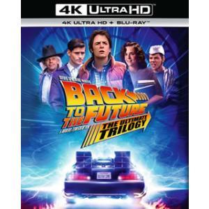 UHDBD)バック・トゥ・ザ・フューチャー トリロジー 35thアニバーサリー・エディション 4K Ultra HD (GNXF-2603)|hakucho