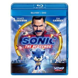 Blu-ray)ソニック・ザ・ムービー ブルーレイ+DVD('20米)〈2枚組〉 (PJXF-1366)|hakucho
