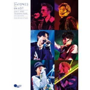 Blu-ray)SixTONES/on eST(初回盤) (SEXJ-5)|hakucho