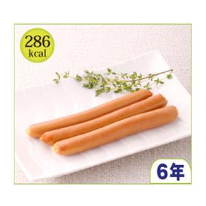 原材料名:豚肉、豚脂肪、結着材料(小麦でん粉、乳たんぱく)、糖類(ブドウ糖、砂糖)、食塩、香辛料、た...