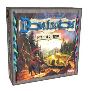 発売以来日本を含む世界中のファンを虜にし続けているカードゲーム『ドミニオン』の拡張セット第9弾。  ...