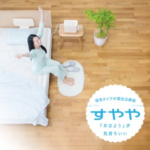 新発売 寝具タイプの電位治療器『すやや』|hakuju-net