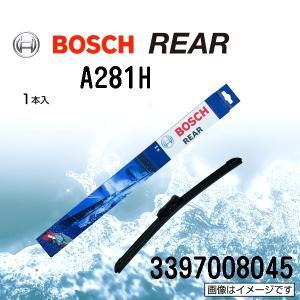 BOSCH リア用ワイパーブレード 輸入車用 1本入 280mm A281H 3397008045|hakuraishop