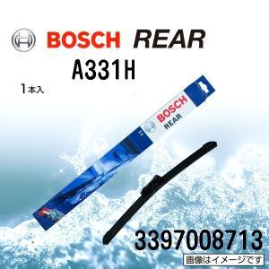 BOSCH 輸入車用エアロツインワイパーブレード 1本入 330mm A331H 3397008713|hakuraishop