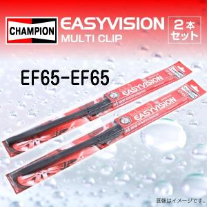 ポルシェ カイエン CHAMPION フラット エアロワイパーブレード EASY VISION 2本 EF65-EF65|hakuraishop