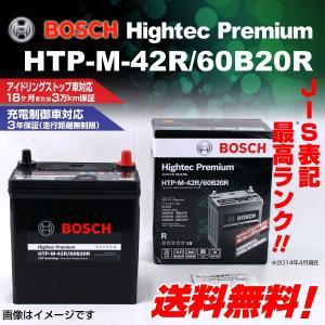 ホンダ N−BOX BOSCH バッテリー HTP-M-42R/60B20R 送料無料|hakuraishop