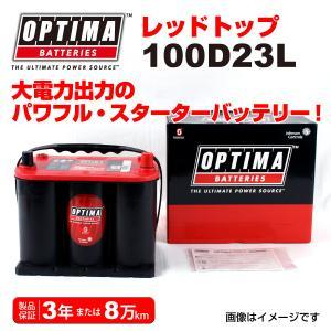 トヨタ クラウンアスリート OPTIMA 100D23L バッテリー レッドトップ 保証付|hakuraishop