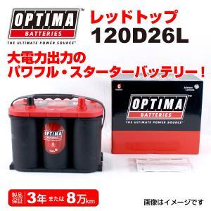 日本車用 OPTIMA 新品バッテリー レッドトップ RT120D26L|hakuraishop
