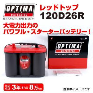 日本車用 OPTIMA 新品バッテリー レッドトップ RT120D26R|hakuraishop