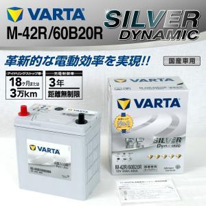 M-42R/60B20R VARTA バッテリー SILVER Dynamic EFB SLM-42R 国産車用 新品保証付 SLM-42R  送料無料 hakuraishop