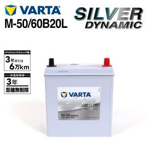 M-50/60B20L VARTA バッテリー SILVER Dynamic EFB SLM-50 国産車用 新品保証付 SLM-50 互換M-42 hakuraishop