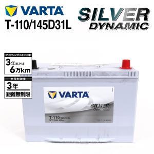 T-110/145D31L VARTA バッテリー SILVER Dynamic EFB SLT-110 国産車用 新品保証付 SLT-110 hakuraishop