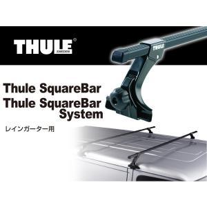 THULE ベースキャリア 951+7122 スズキ ジムニー|hakuraishop