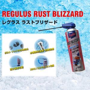 瞬間氷結防錆潤滑剤 レグラス ラストブリザード TAC-208|hakuraishop
