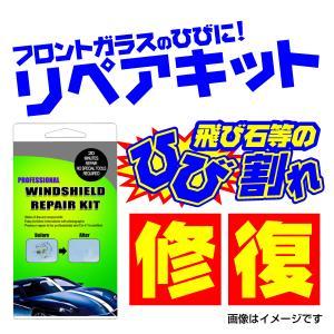 フロントガラス修理キット ひび割れ補修リペアキット WRK-1200730 (日本語取説付)|hakuraishop