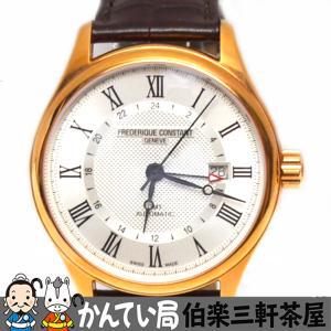 FREDERIQUE CONSTANT(フレデリックコンスタント)FC-350MC5B4 CLASSICS 自動巻き メンズ腕時計【中古】|hakuraku78