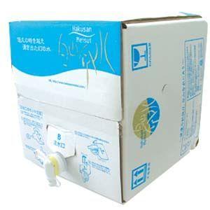 天然還元水白山命水10L BIBOX ナチュラルミネラルウォーター鳥取県倉吉市産 産地直送 送料無料|hakusanmeisui|04