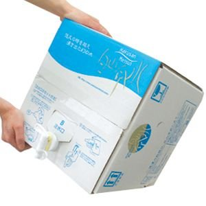 天然還元水白山命水10L BIBOX ナチュラルミネラルウォーター鳥取県倉吉市産 産地直送 送料無料|hakusanmeisui|05