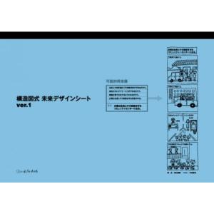 構造図式未来デザインシート 〔配送ポイント 3〕|hakushindo-store