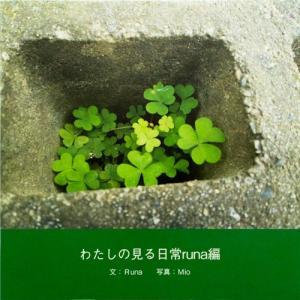 わたしの見る日常RUNA編〜みどり〜  配送ポイント:4|hakushindo-store