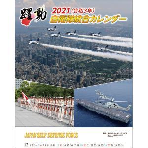 2019自衛隊カレンダー 躍動|hakushindo