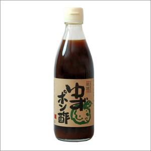 ゆずポン酢/かぐらの里(360ml)|国産(宮崎県産)