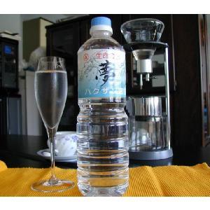 お試し価格 生命の水夢1Lペットボトル×10本入り箱(九州・四国・本州)|hakuzanyahustore|03