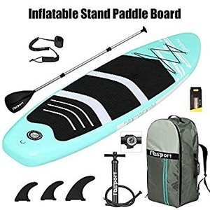 Premium Inflatable Stand Up Paddle Board (6 inches Thick) with Durable|hal-proshop2