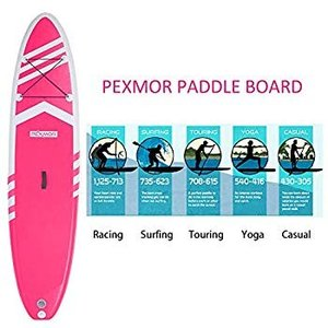 FCH PEXMOR Inflatable Paddle Boards Stand Up 10.5'x30 x6 ISUP Surf Con|hal-proshop2