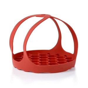 OXO Good Grips Pressure Cooker Bakeware Sling, Red...