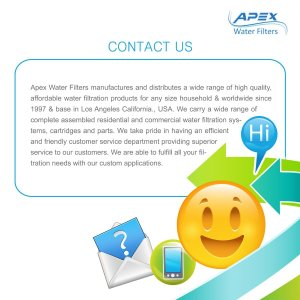 Apex Countertop Drinking Water Filter, Alkaline, C...