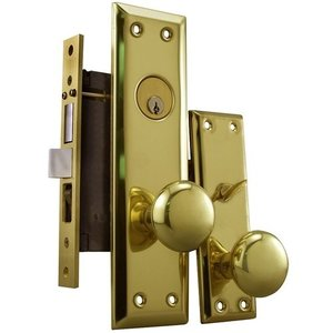 Maxtech Grade 2 NYC Apartment Entry Mortise Lockse...