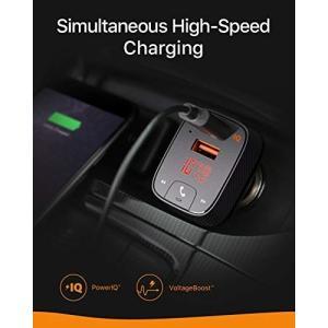 Anker Roav SmartCharge F2 Bluetooth FM Transmitter...
