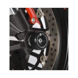 Spools Black BMW 2010-2014 S1000RR Shogun Front Axle Sliders
