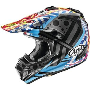 Arai VX-Pro4 Barcia 2 Adult Off-Road Motorcycle He...