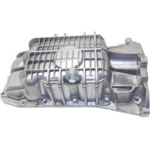 フォードフィエスタ08-16 4シリンダー1.6Lエンジン用エンジンオイルパン。