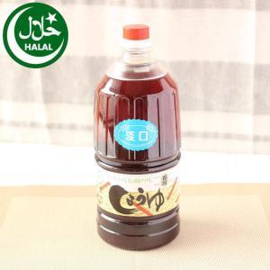 ハラールうすくち醤油 ハラール認証1500ml