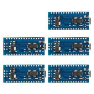 Arduino Nano V3.0 ATmega328P マイクロコントローラボード 5V 16M USB 5個 改造バージョン TE359 XCSOURCE|halhal