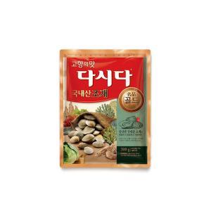 アサリ ダシダ 300g 韓国食品 だし|halla-mart