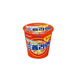 三養ラーメン カップ 小 65g 韓国 ラーメンの元祖|halla-mart