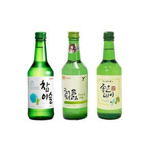 韓国焼酎 3点セット|halla-mart