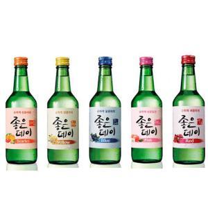 韓国焼酎 ジョウンデー 呑み比べセット 5種|halla-mart