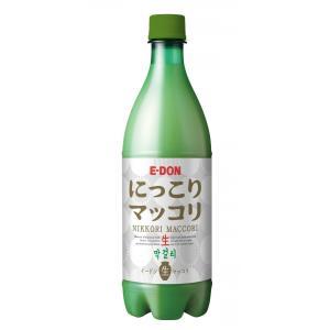 二東 生マッコリ 750ml|halla-mart