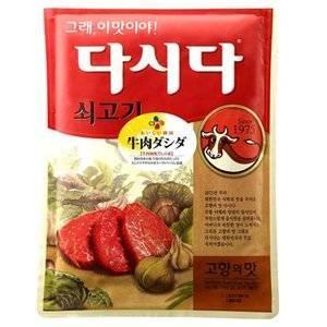 牛肉 ダシダ 約1kg 韓国の基本 だし|halla-mart