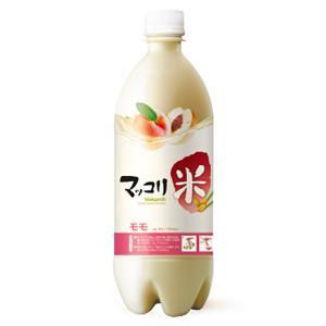 新発売 麹醇堂 生マッコリ 桃味|halla-mart