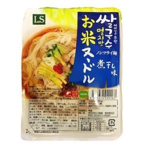 お米ヌードル煮干味 100g 無トランス脂肪 無防腐剤 低カロリー|halla-mart