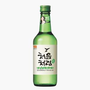 韓国焼酎 チョウムチョルム 360ml|halla-mart