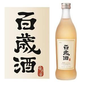 韓国酒 百歳酒 1本 375ml|halla-mart