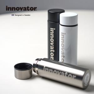 水筒 イノベーター innovator ステンレスボトル 140ml まほうびん 保温保冷 ポケットサイズ 北欧 おしゃれ かわいい スタイリッシュ|haloaboxart